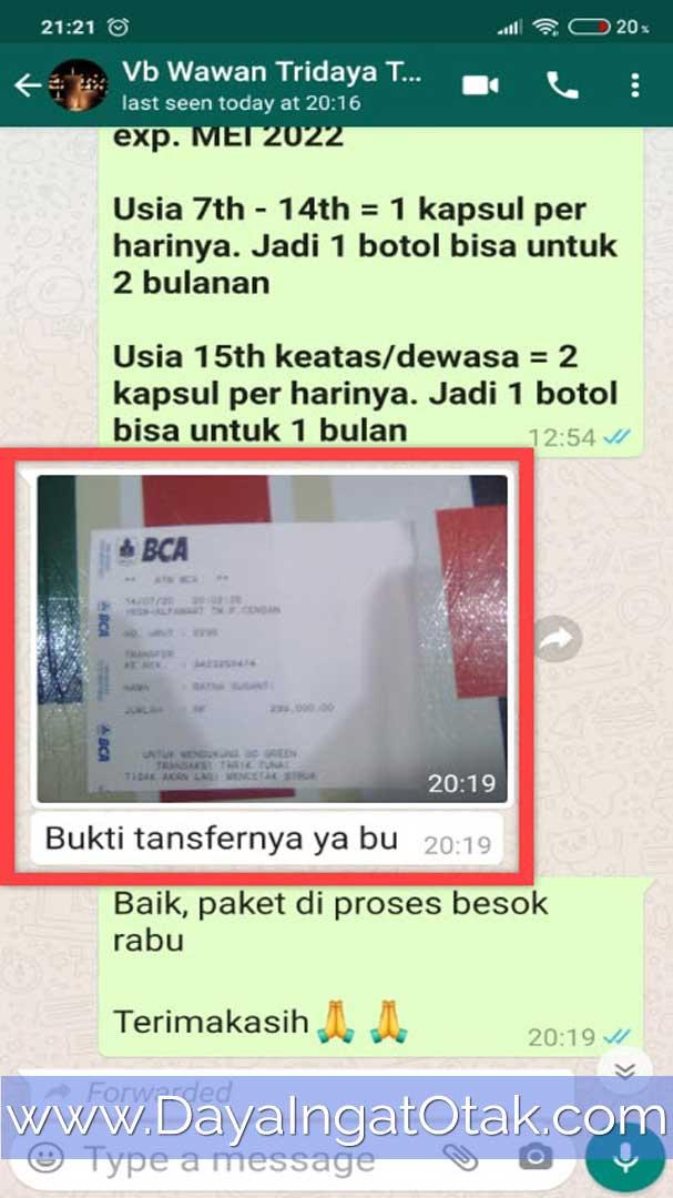 Transfer Bank BCA Bekasi
