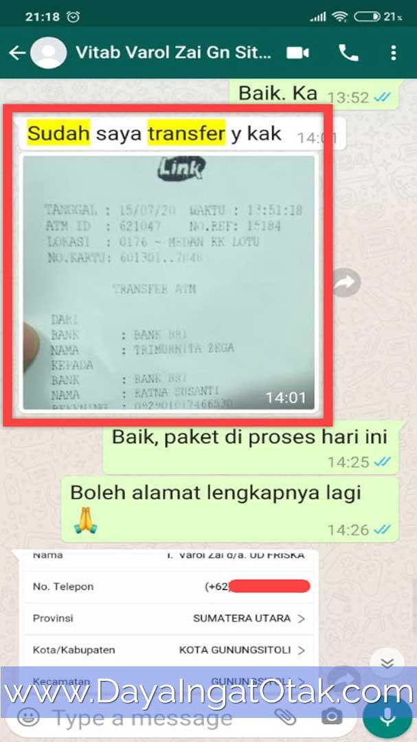 Transfer Bank BRI Sumatera Utara